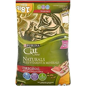 purina naturals cat food review