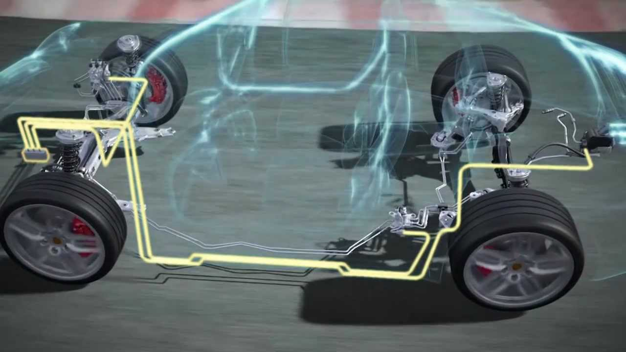 vw dynamic chassis control review