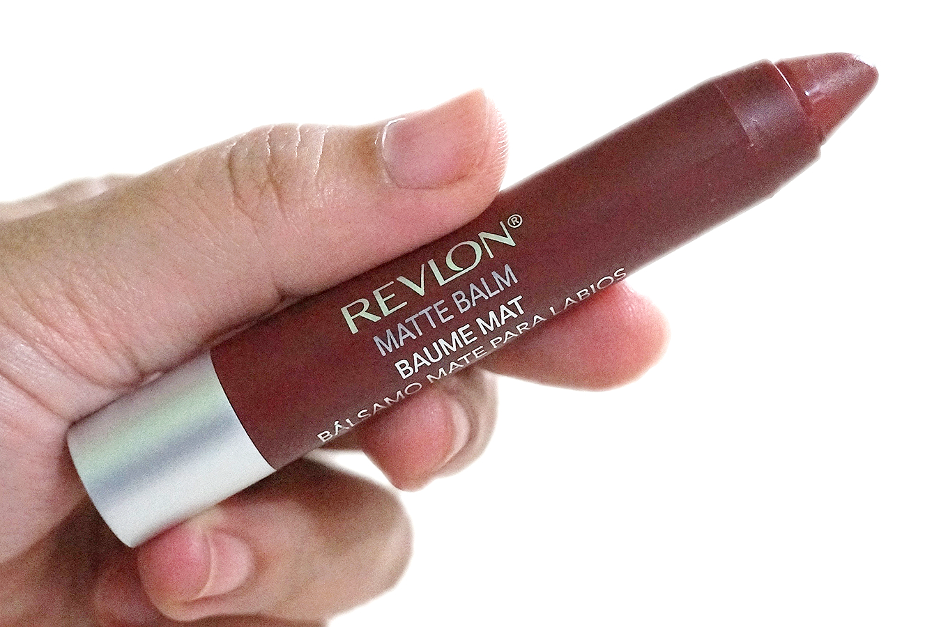 revlon matte balm fierce review