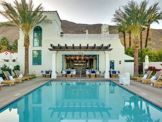 villa royale inn palm springs reviews