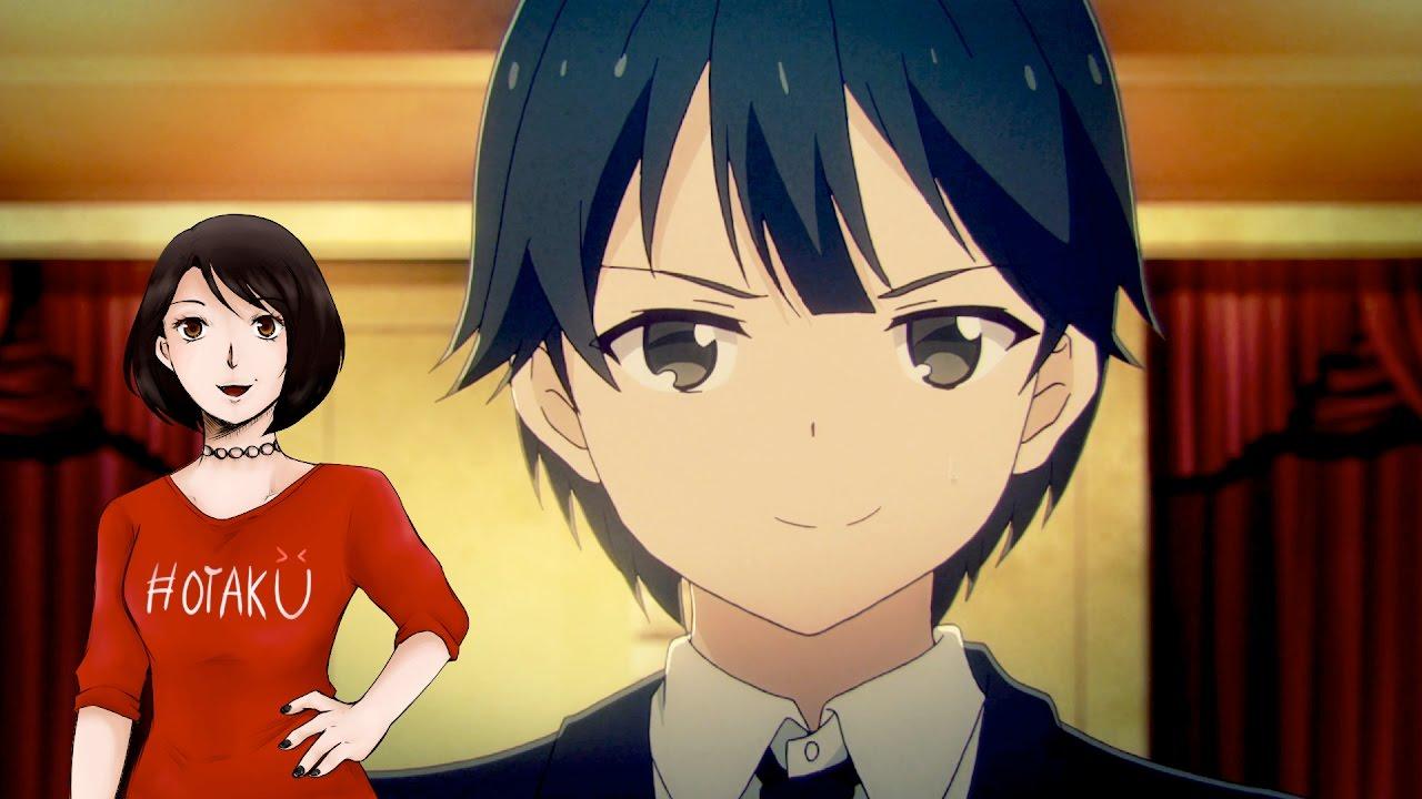 masamune kun no revenge anime review