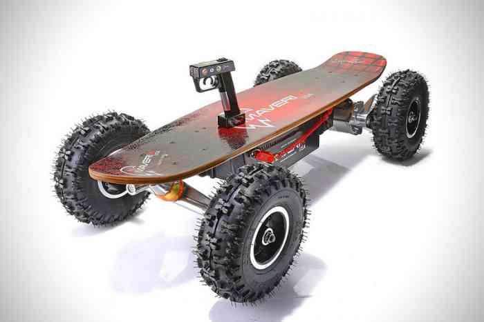 maverix monster electric skateboard review