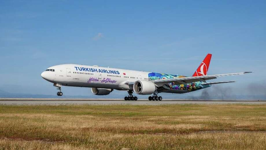 turkish airlines sfo to istanbul review