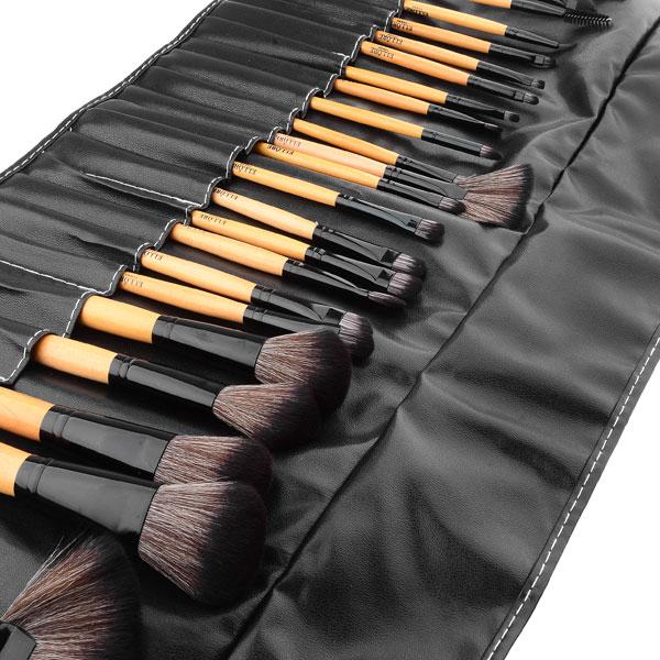 makeup for you 24 brush set review