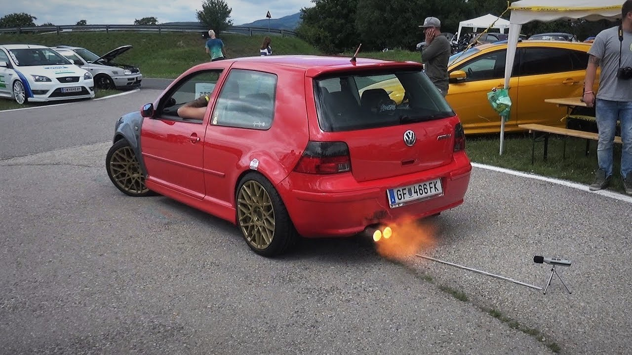 vw golf mk4 1.8 t gti review