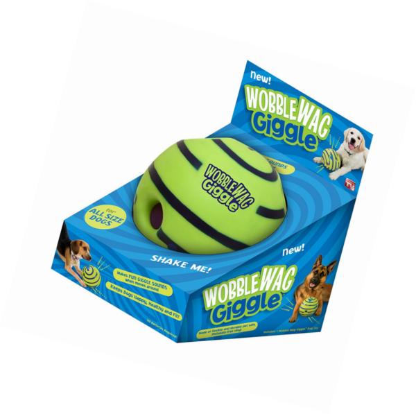wobble wag giggle ball reviews