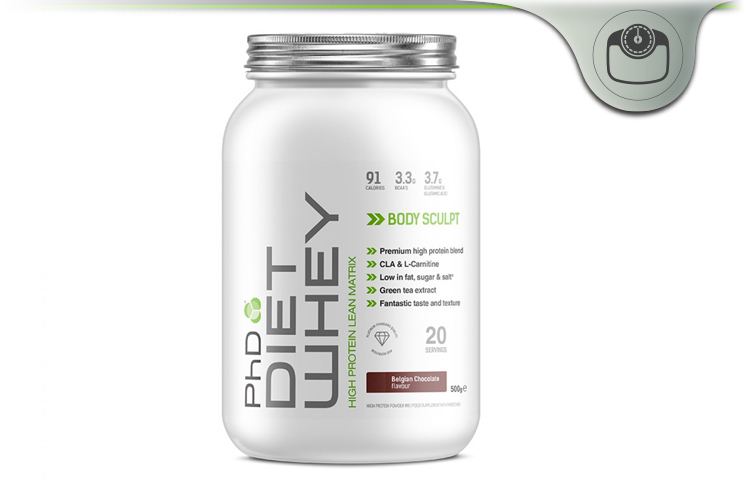 phd body sculpt diet whey review