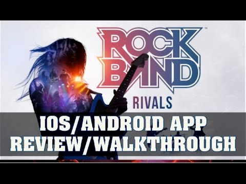 rock band 4 rivals review