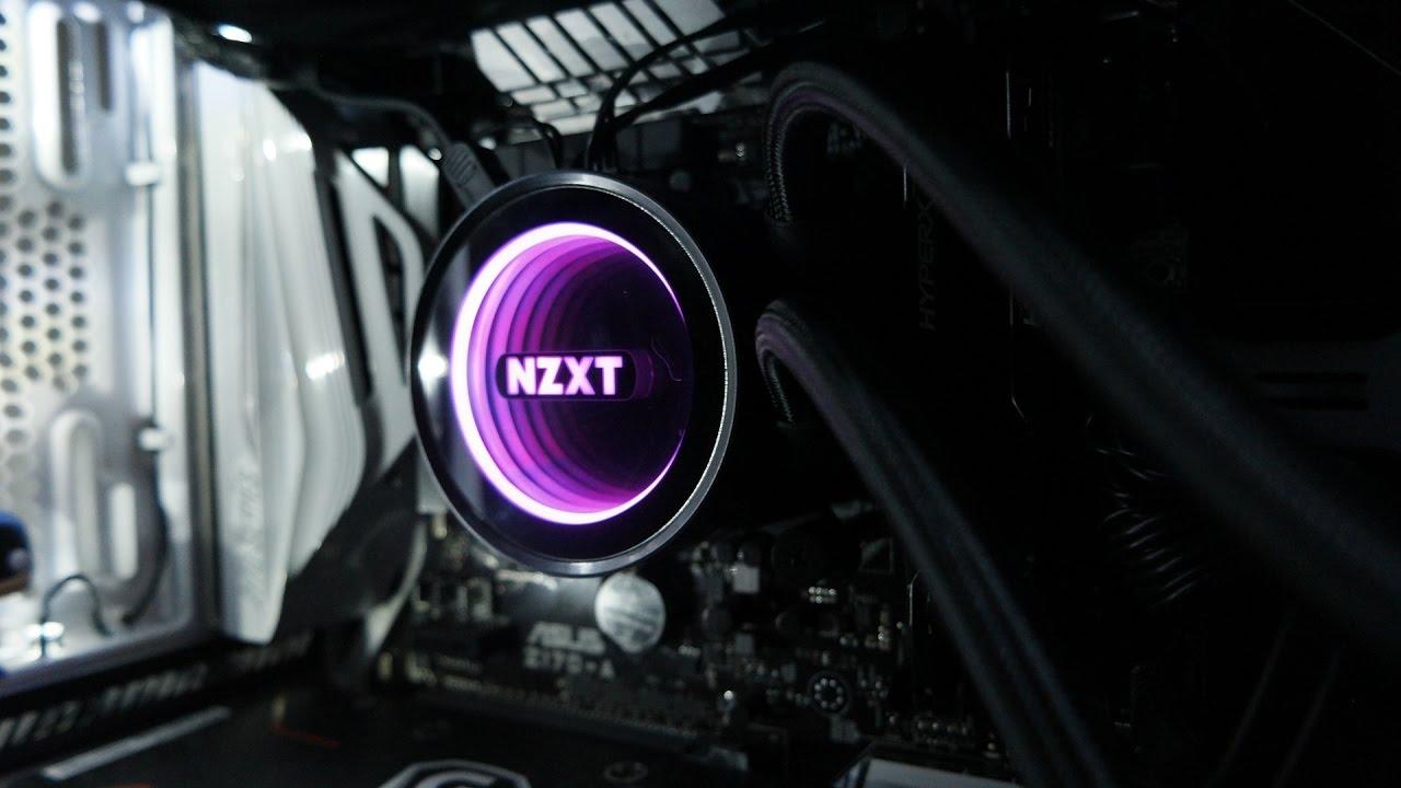 nzxt kraken x62 rev 2 review