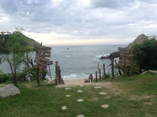 isla natura beach huatulco reviews