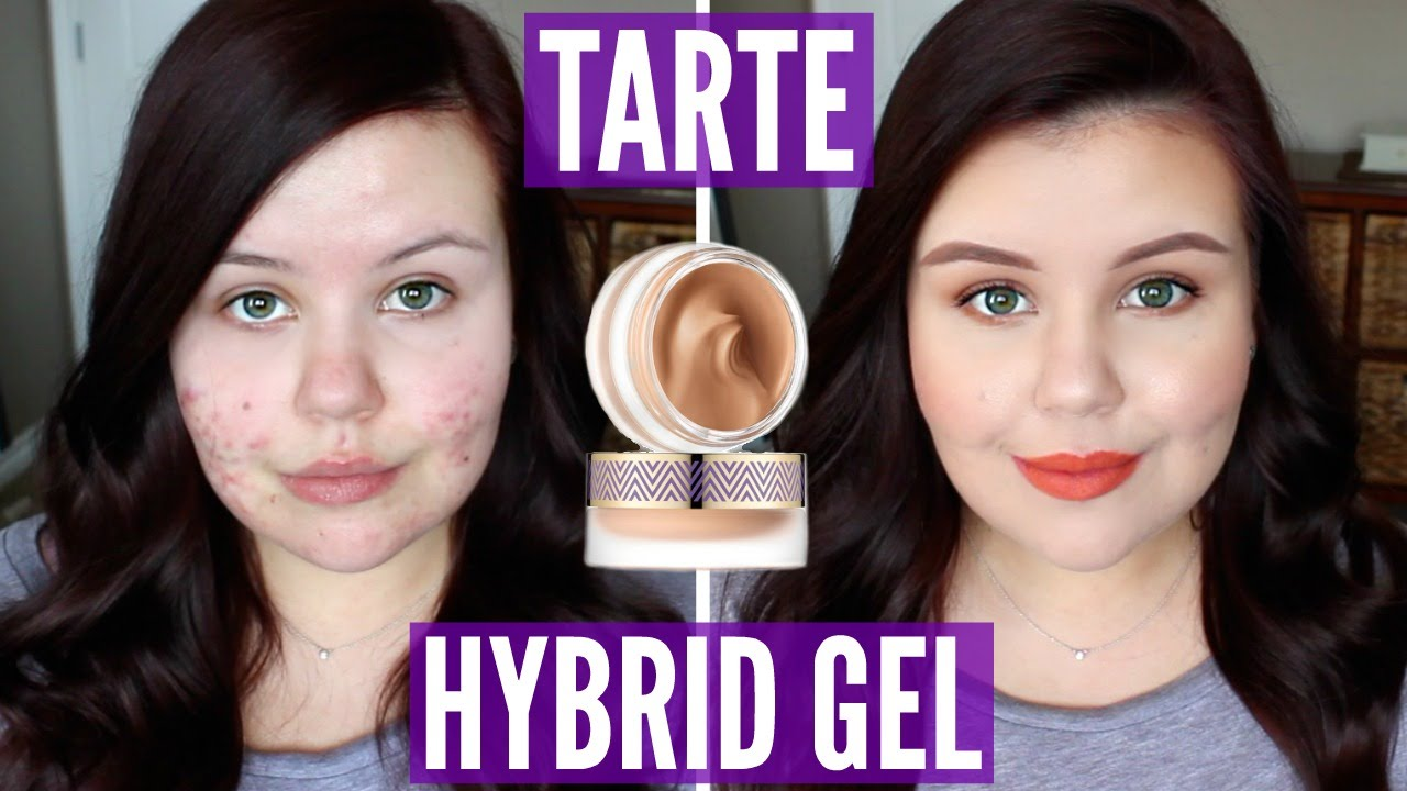 tarte amazonian clay foundation review acne
