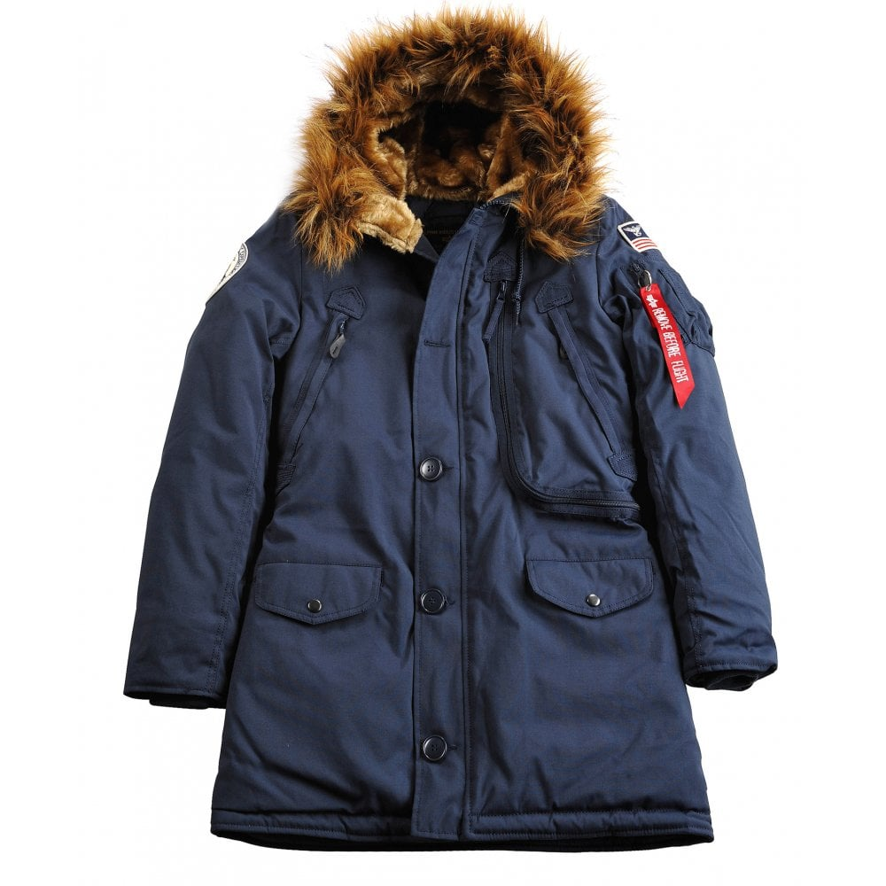vero moda polar arctic three quarter parka review