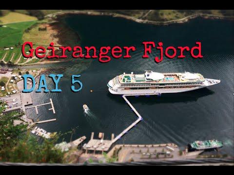 royal caribbean norwegian fjords cruise review