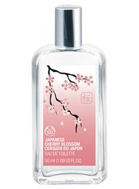 japanese cherry blossom perfume review