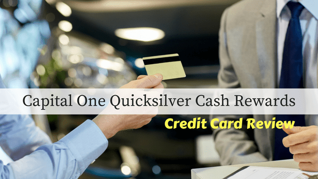 quicksilver one credit card review