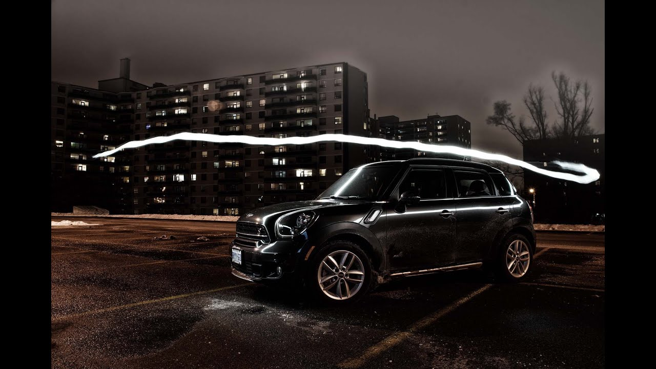 mini cooper s all4 review