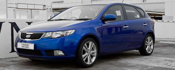 kia forte sx hatchback review