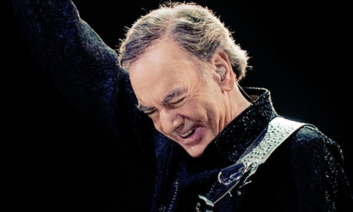 neil diamond vancouver concert review