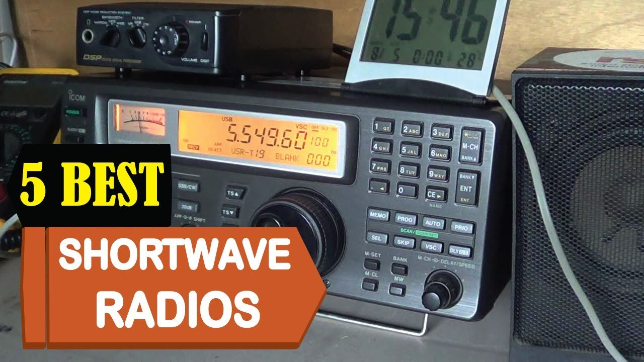 shortwave radios for sale reviews