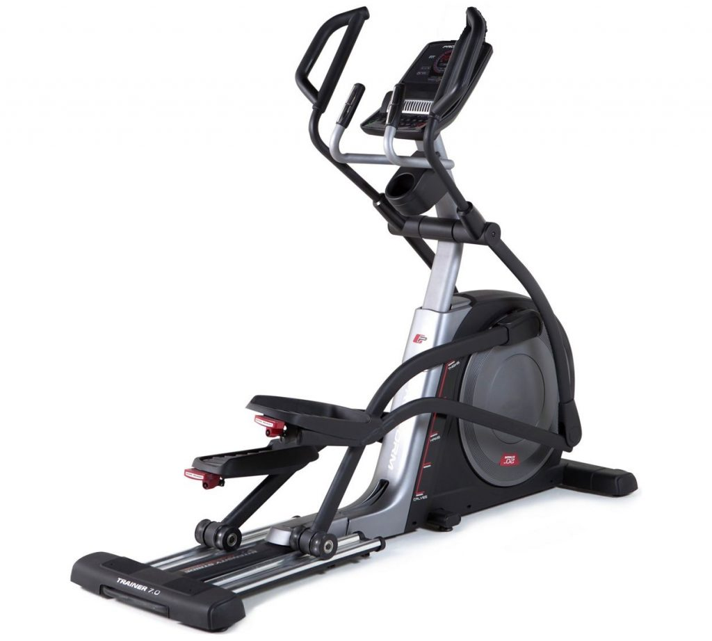 proform 750 cardio cross trainer review