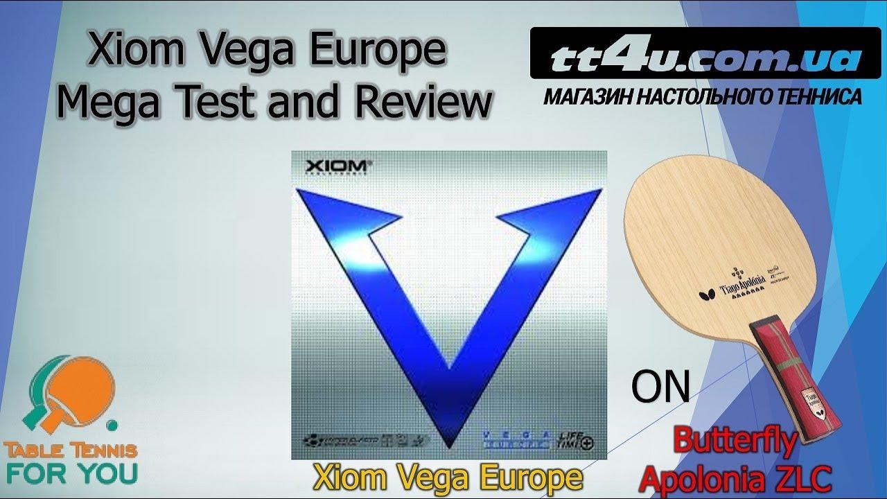 xiom vega europe blade review