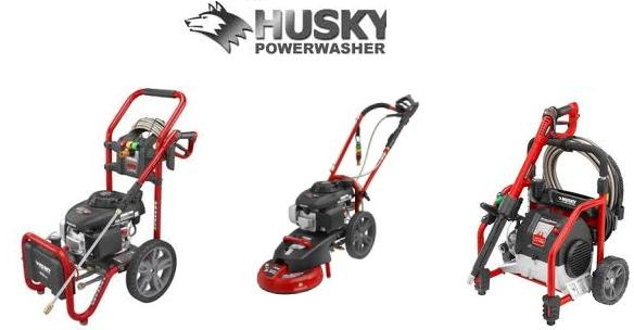 husky power washer 1750 review