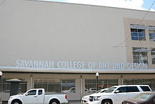 savannah college of art and design review