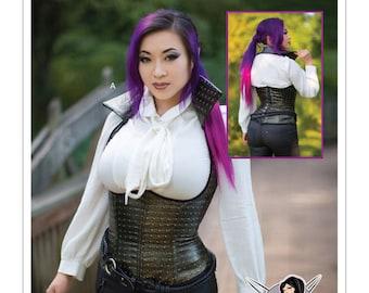 yaya han corset pattern review