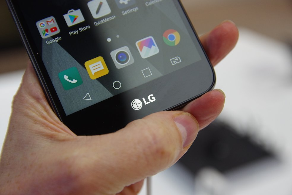 lg x power 2 review cnet