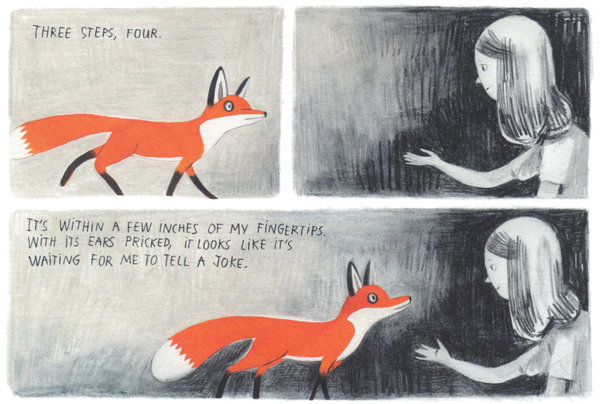 jane the fox and me review