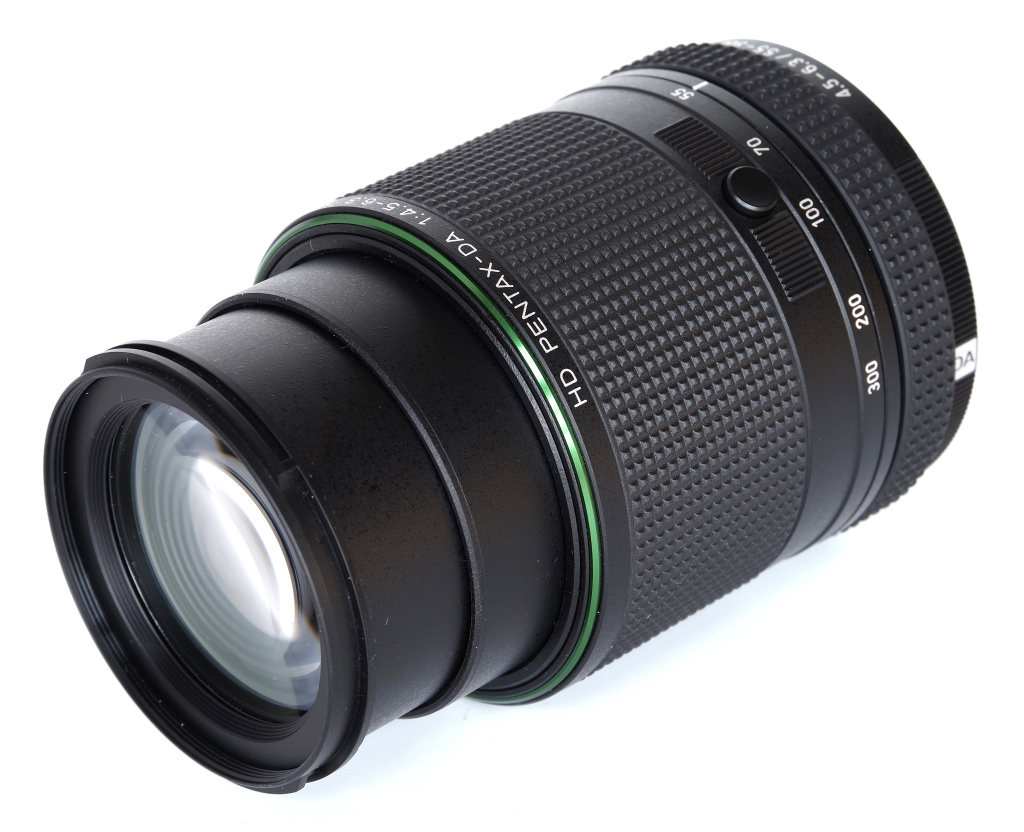 pentax hd da 55 300mm review
