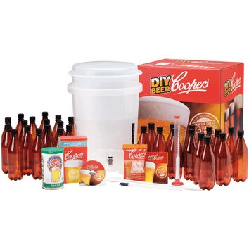 mr beer cider kit review