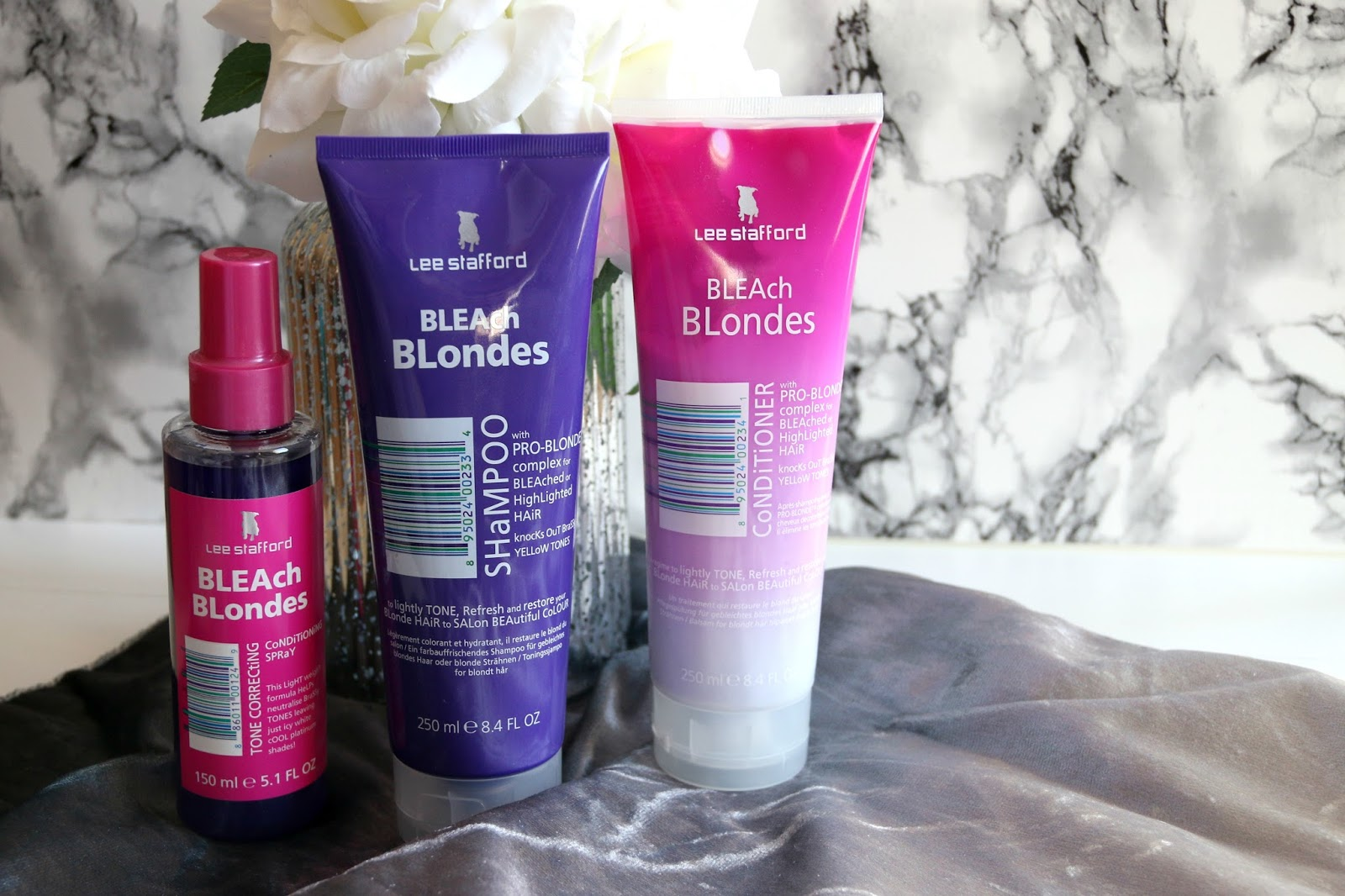 lee stafford everyday blondes shampoo review