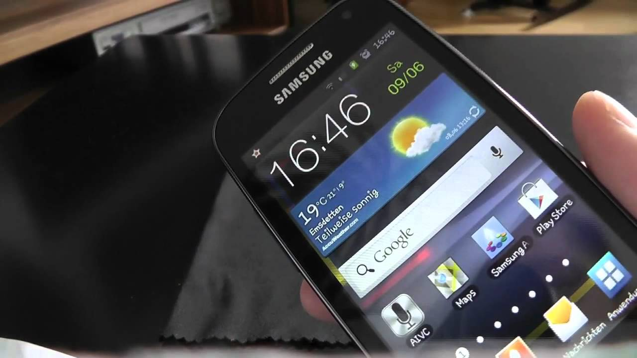 samsung galaxy ace 2 review youtube