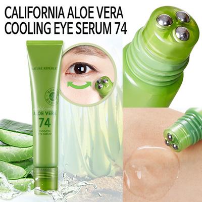 nature republic aloe vera eye serum review