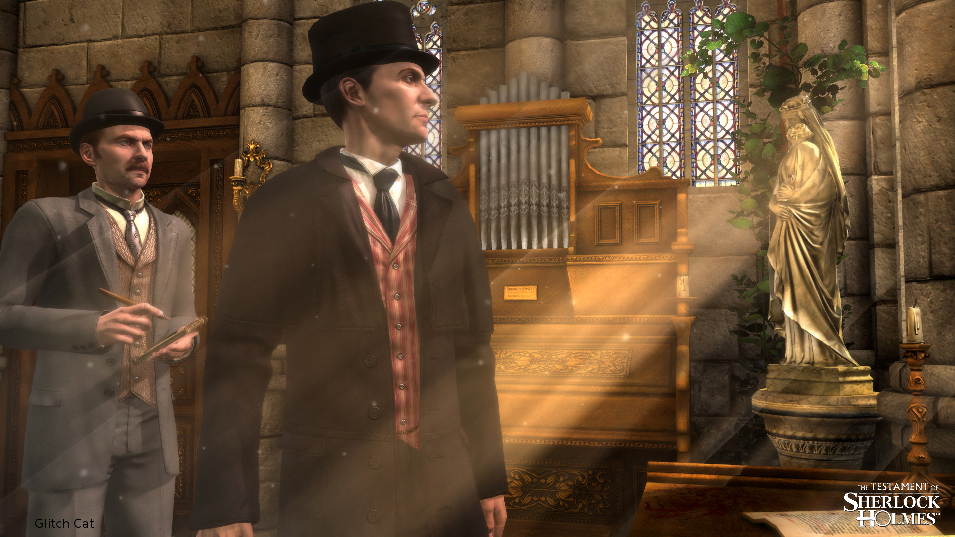 the testament of sherlock holmes xbox 360 review