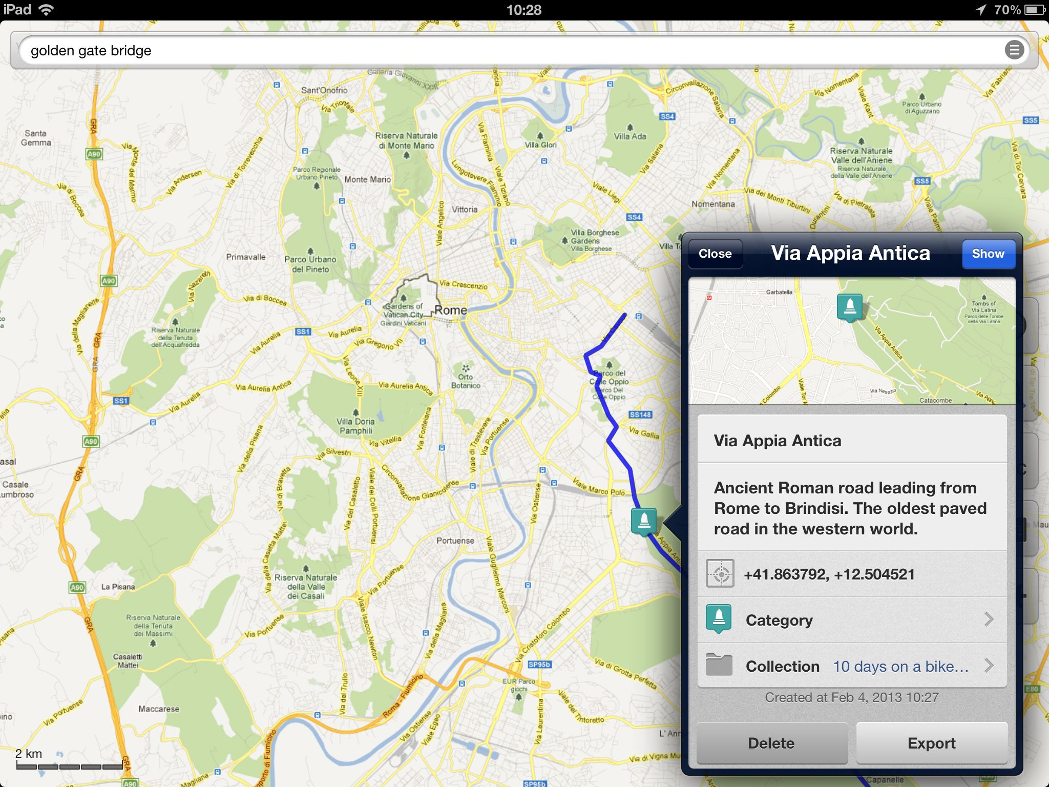 offline maps and navigation review