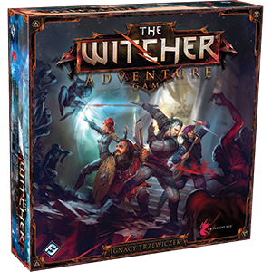 the witcher board game review