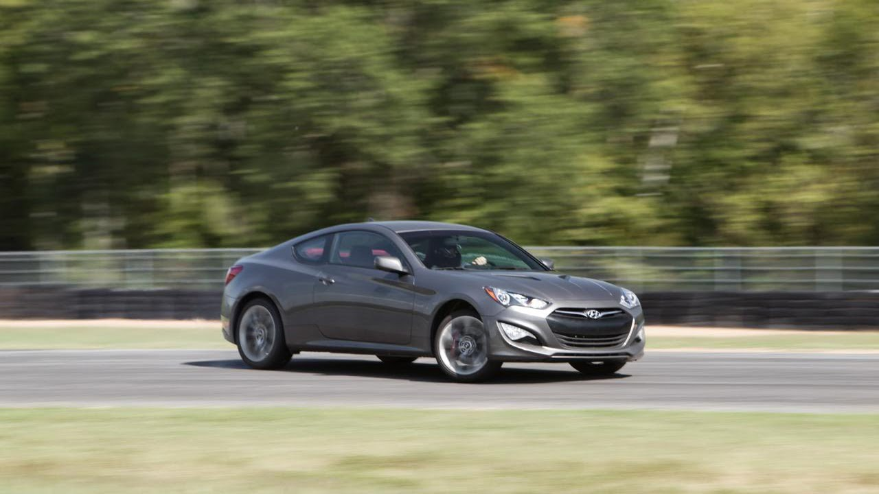 hyundai genesis coupe 3.8 r spec review