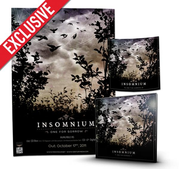 insomnium one for sorrow review