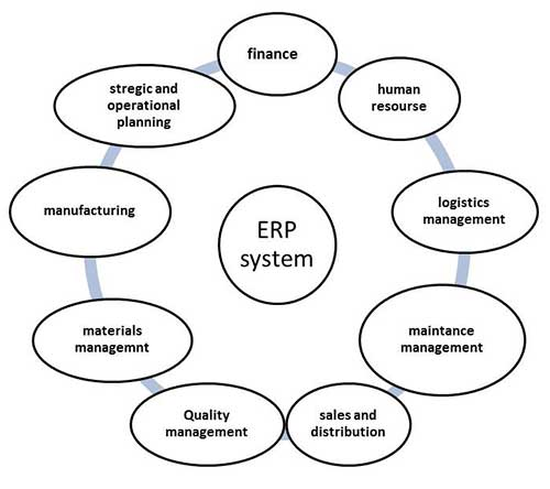 integrated business processes with erp systems review questions