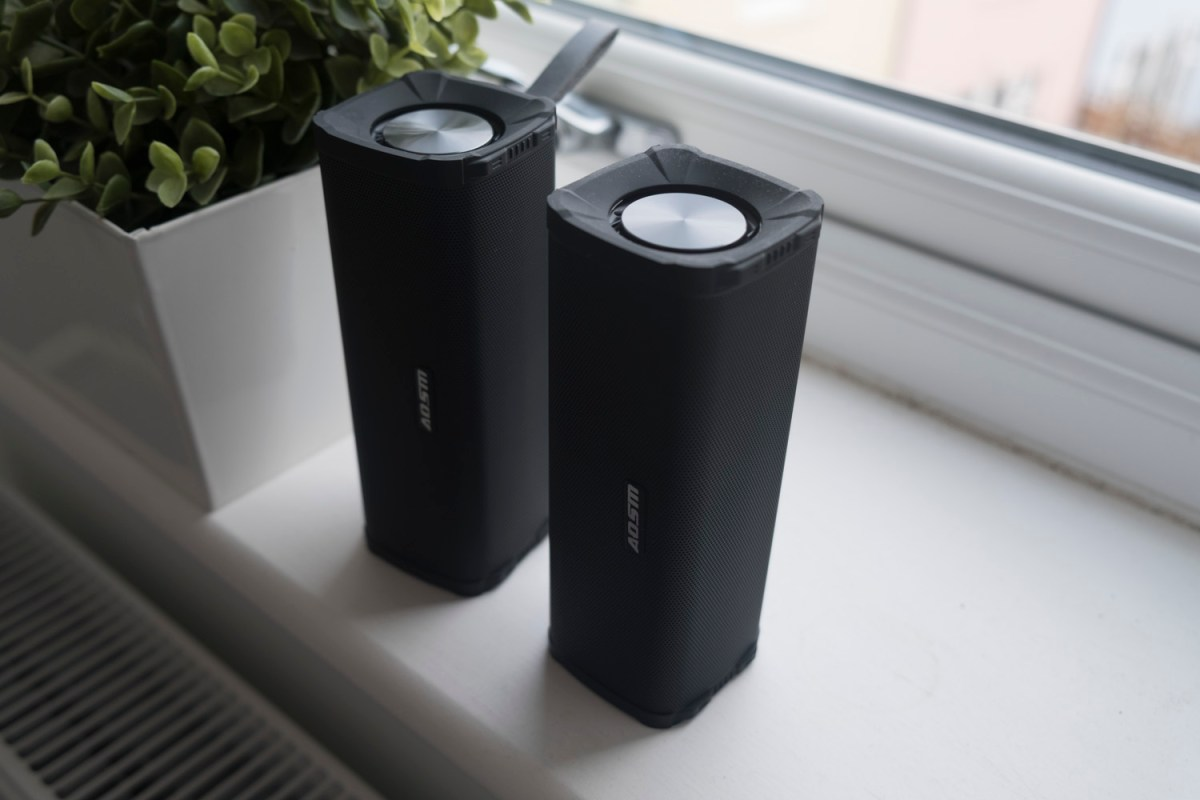 iworld sound tube wireless speaker review
