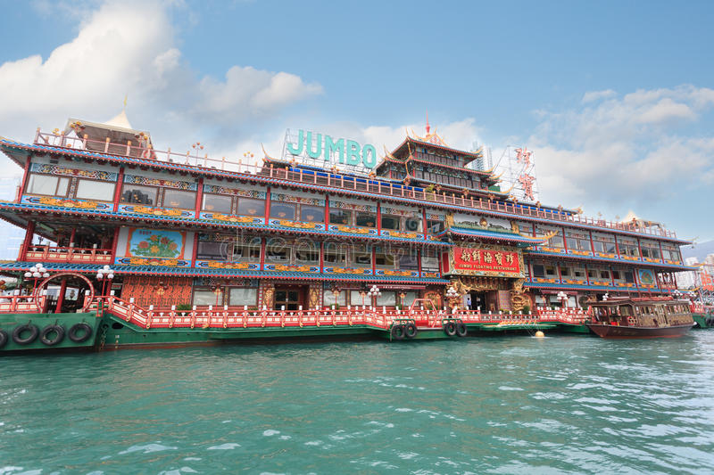jumbo floating restaurant hong kong review