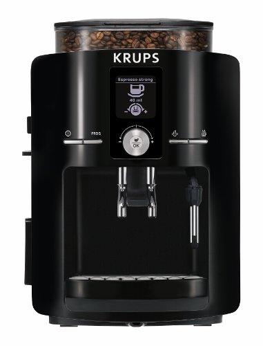 krups steam espresso machine reviews