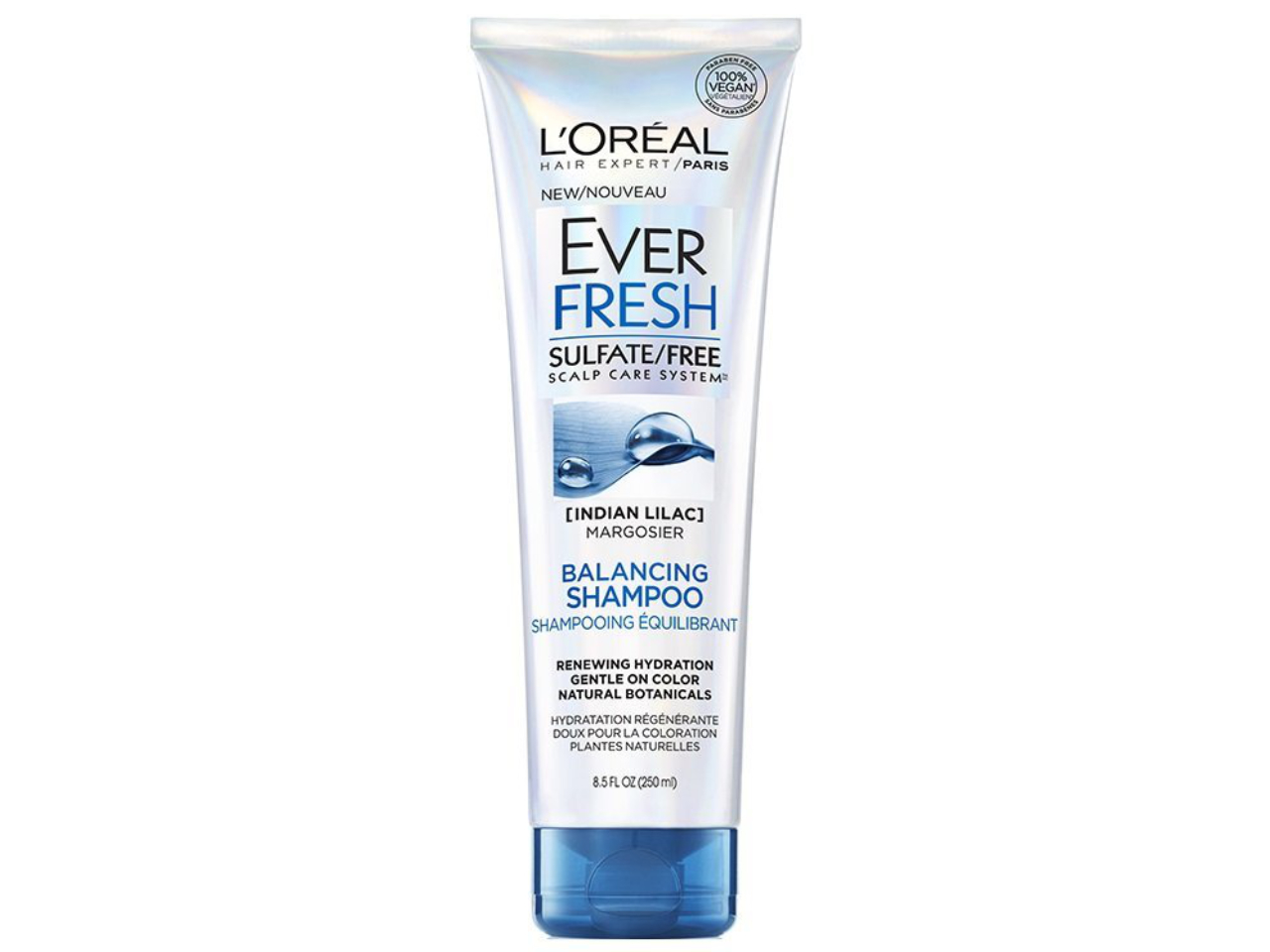 l oreal ever fresh shampoo review
