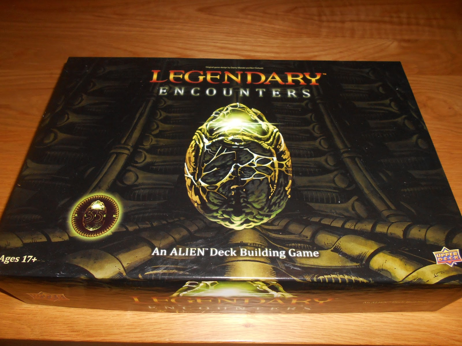 legendary deck building game review