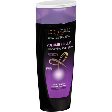 loreal volume filler shampoo review