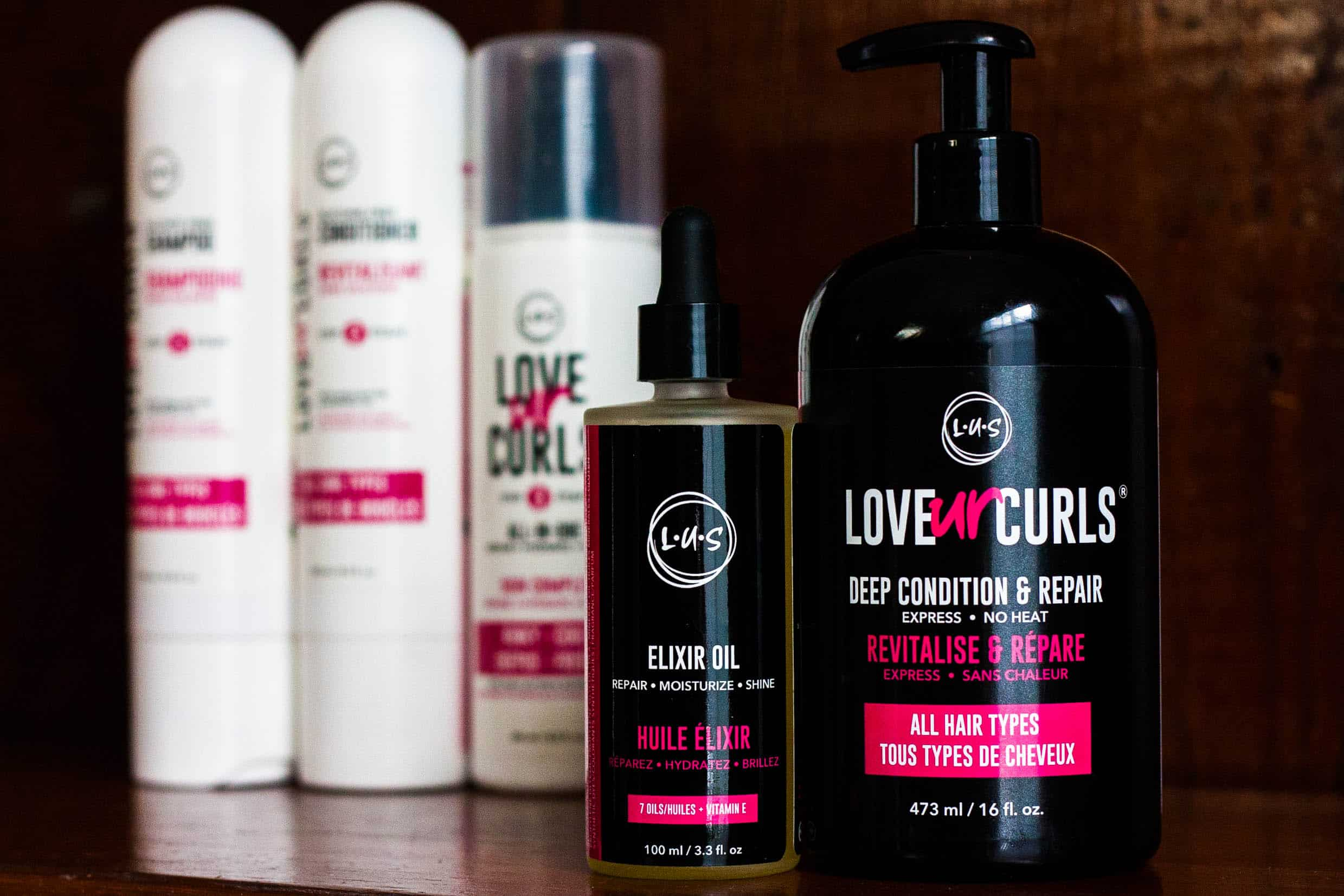 lus love ur curls review