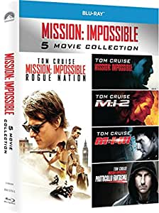 mission impossible 5 blu ray review