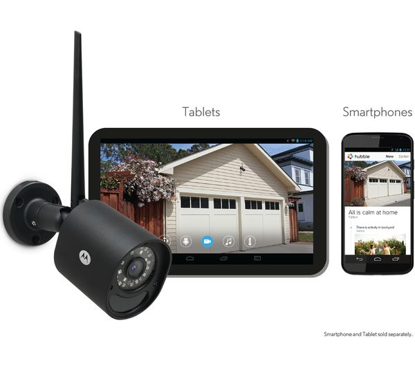 motorola focus 73 outdoor wifi camera review